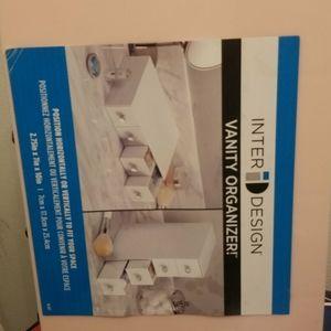 NWT vanity drawer